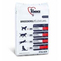 1ST CHOICE BREEDERS ADULT TOY & SMALL BREED, корм для взрослых собак мини- и мелких пород (курица).