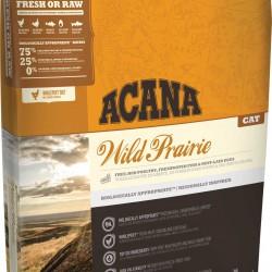 Acana Wild Prairie Cat, беззерновой корм для котят и кошек с курицей