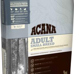 Acana Adult Small Breed. корм для взрослых собак мелких пород старше 1 года (цыпленок,индейка)