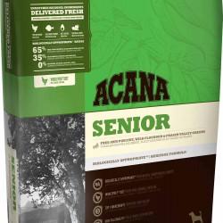 Acana Senior Dog, корм для собак всех пород старше 7 лет (цыпленок, индейка)