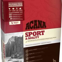 Acana Sport & Agility, корм для собак с высокой активностью (цыпленок, индейка)