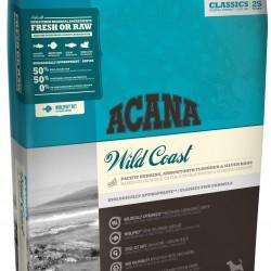 Acana Wild Coast, корм для собак всех пород и возрастов с рыбой