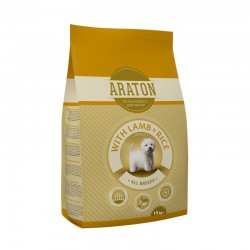 Araton Adult Lamb & Rice, корм для взрослых собак с ягненком и рисом