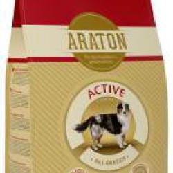 Araton Adult Active, корм для собак с высокой активностью