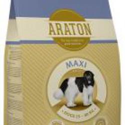 Araton Adult Maxi, корм для собак крупных пород