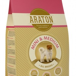 Araton Adult Mini & Medium,  корм для собак малых и средних пород