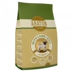Araton Junior Lamb & Rice, корм для щенков с мясом ягненка и рисом