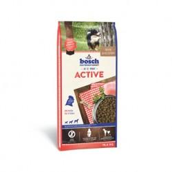 Bosch Active, для собак с повышенной активностью (птица)