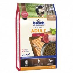 Bosch Adult (Ягненок с Рисом), для собак со средней активностью и чувствительным пищеварением
