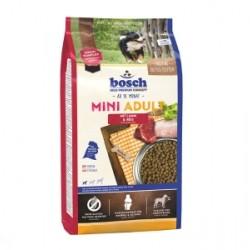 Bosch  Adult Mini (Ягненок с Рисом), для собак маленьких пород с чувствительным пищеварением