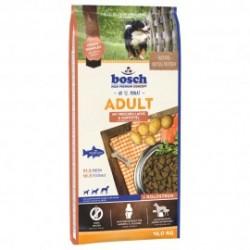 Bosch Adult (Лосось и Картофель), для взрослых собак со средней активностью и чувствительным пищеварением