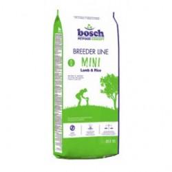 Bosch Breeder Mini LAMB & RICE (ягненок и рис), для собак мелких пород, страдающих аллергией
