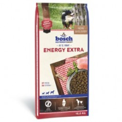Bosch Energy Extra, для взрослых собак с высокой физической нагрузкой