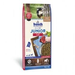Bosch  Junior (Ягненок с Рисом), для щенков с чувствительным пищеварением