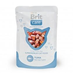Brit Care Cat Tuna (Тунец), влажный корм для кошек