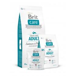 Brit Care Adult Salmon & Potato (Лосось и картофель), БЕЗЗЕРНОВАЯ ФОРМУЛА ДЛЯ  СОБАК