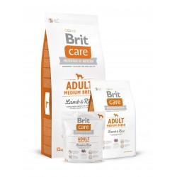 Brit Care Adult Medium Breed Lamb & Rice (Ягненок и рис), корм ДЛЯ СОБАК СРЕДНИХ ПОРОД