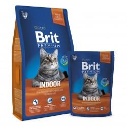 Brit Premium Cat Indoor, КОРМ ДЛЯ ДОМАШНИХ КОШЕК. НЕЖНАЯ КУРИЦА С СОУСОМ ИЗ КУРИНОЙ ПЕЧЕНИ