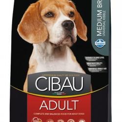 Farmina Cibau Adult Medium,  корм для взрослых собак