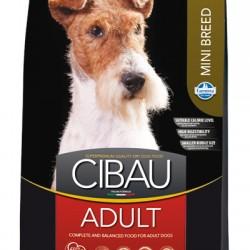 Farmina Cibau Adult Mini, корм для взрослых собак мелких пород