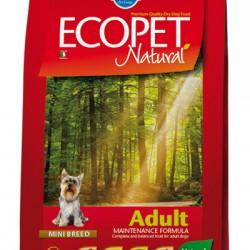 Farmina ECOPET NATURAL Adult Mini , корм для взрослых собак мелких пород