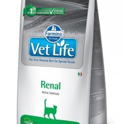 Farmina Vet Life Renal, Диетическое питание для кошек при заболеваниях почек