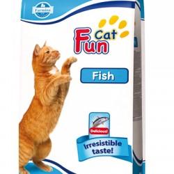 Farmina FUN CAT FISH, Полнорационный и сбалансированный корм для взрослых кошек
