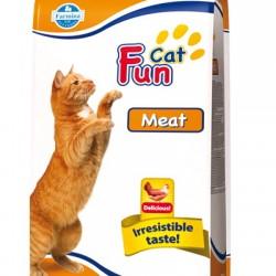 Farmina FUN CAT MEAT, Полнорационный и сбалансированный корм для взрослых кошек