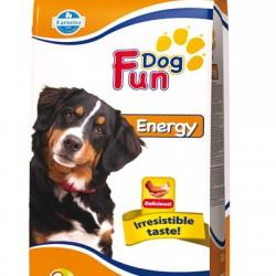 Farmina Fun Dog Energy, Полнорационный и сбалансированный корм для взрослых собак.
