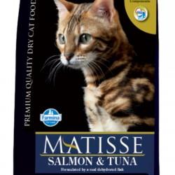 Farmina Matisse Salmon&Tuna. корм для взрослых кошек (лосось/тунец).