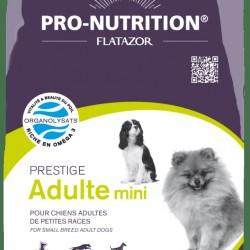 Flatazor Prestige Adult Mini, корм для взрослых собак мелких пород с мясом птицы