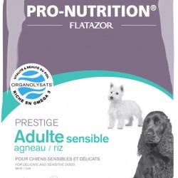Flatazor Prestige Adult Sensible Agneau/Riz, корм для собак всех пород, склонных к аллергии