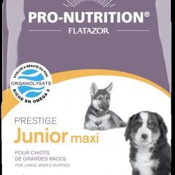 Flatazor Prestige Maxi Junior, Полнорационный корм супер-премиум класса для щенков и молодых собак крупных пород