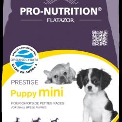 Flatazor Prestige Puppy Mini, корм для щенков,беременных и кормящих сук мелких пород с мясом птицы