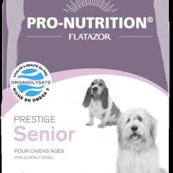 Flatazor Prestige Senior, корм для пожилых собак с мясом птицы