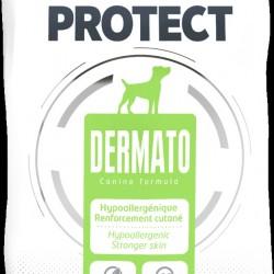 Flatazor Protect Dermato, Лечебно-профилактический корм для собак всех пород, склонных к заболеваниям кожи с мясом утки