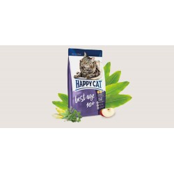 Happy Cat Supreme Best Age 10+, корм для пожилых кошек