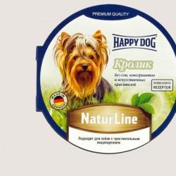 Happy Dog Кролик, паштет для собак