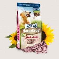 Happy Dog NaturCroq Active, полнорационный корм для собак с повышенной потребностью в энергии