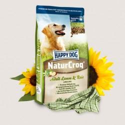 Happy Dog NaturCroq Lamm&Reis (Ягненок и рис), полнорационный корм для собак с чувствительным пищеварением