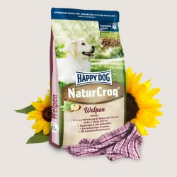 Happy Dog NaturCroq Welpen Puppies, корм для щенков всех пород с 4 недель до 6 месяцев