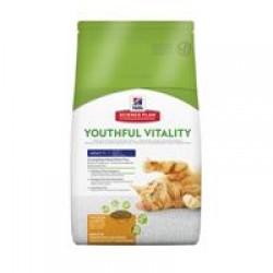 Hill`s Science Plan Feline Adult 7+ Youthful Vitality Chicken&Rice (Курица и рис), для кошек старше 7 лет