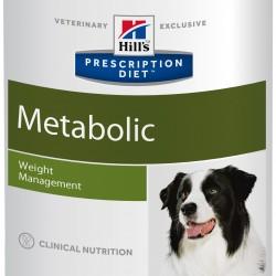 Hill`s Prescription Diet Metabolic Canine Chicken (Курица), лечебная диета для собак с избыточным весом или ожирением