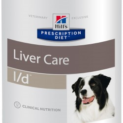 Hill`s Prescription Diet Canine l/d, лечебная диета для собак с заболеваниями печени