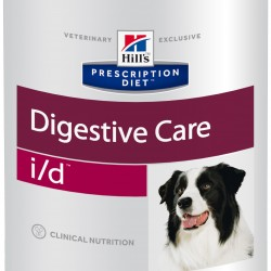 Hill's Prescription Diet Canine i/d Turkey (Индейка), лечебная диета для собак с расстройствами пищеварения