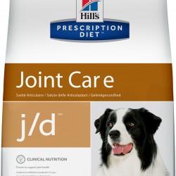 Hill's Prescription Diet Canine j/d, лечебная диета для собак при остеоартрите