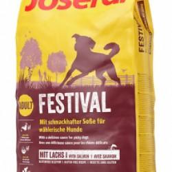 JOSERA Festival, для взрослых собак всех пород привередливых в еде