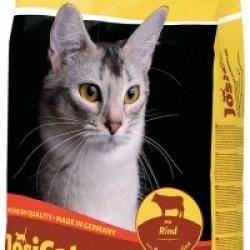 JOSERA JosiCat Beef, корм для взрослых кошек со вкусом говядины