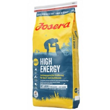 JOSERA High Energy, для взрослых спортивных, племенных и рабочих собак
