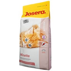 JOSERA Minette, корм для котят, во время беременности и в период лактации кошек